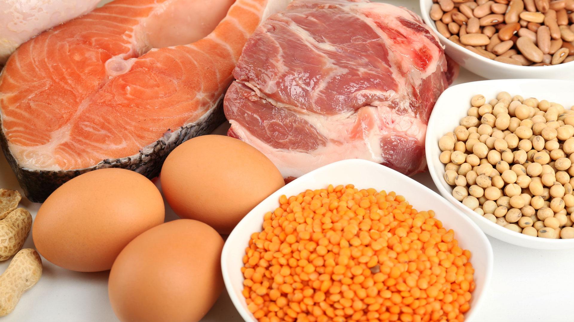 Cuánta proteína
