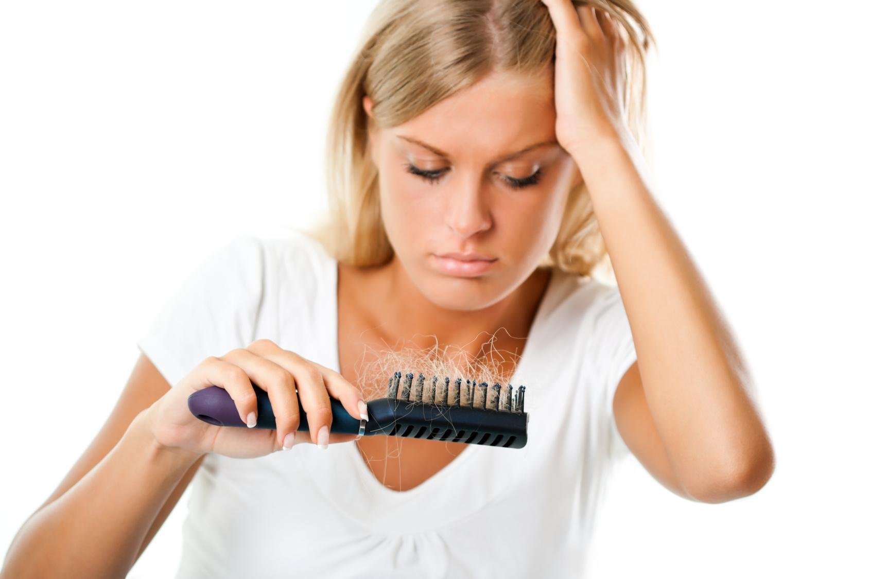 Pérdida de cabello