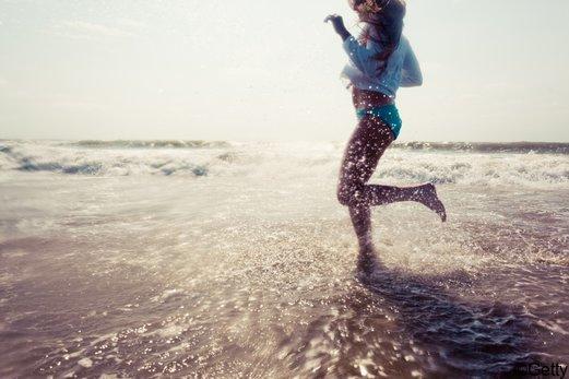 Protección solar para piel húmeda